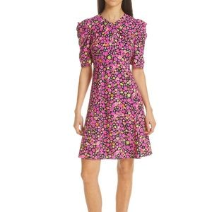 🆕 Kate Spade Marker Floral A Line Dress